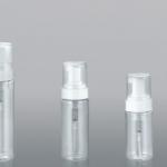 Envases transparentes para cosmética