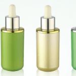 Frascos cuenta gotas para cosmética