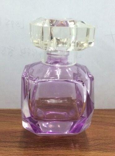 Frasco perfume 30 ml.
