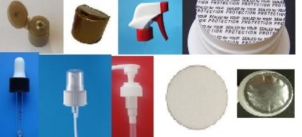 Tipos de cierres más utilizados para envases cosméticos