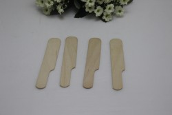 espatulas de madera para depilar